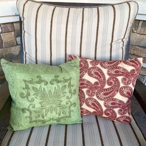 Outdoor Decorative Accent Pillows